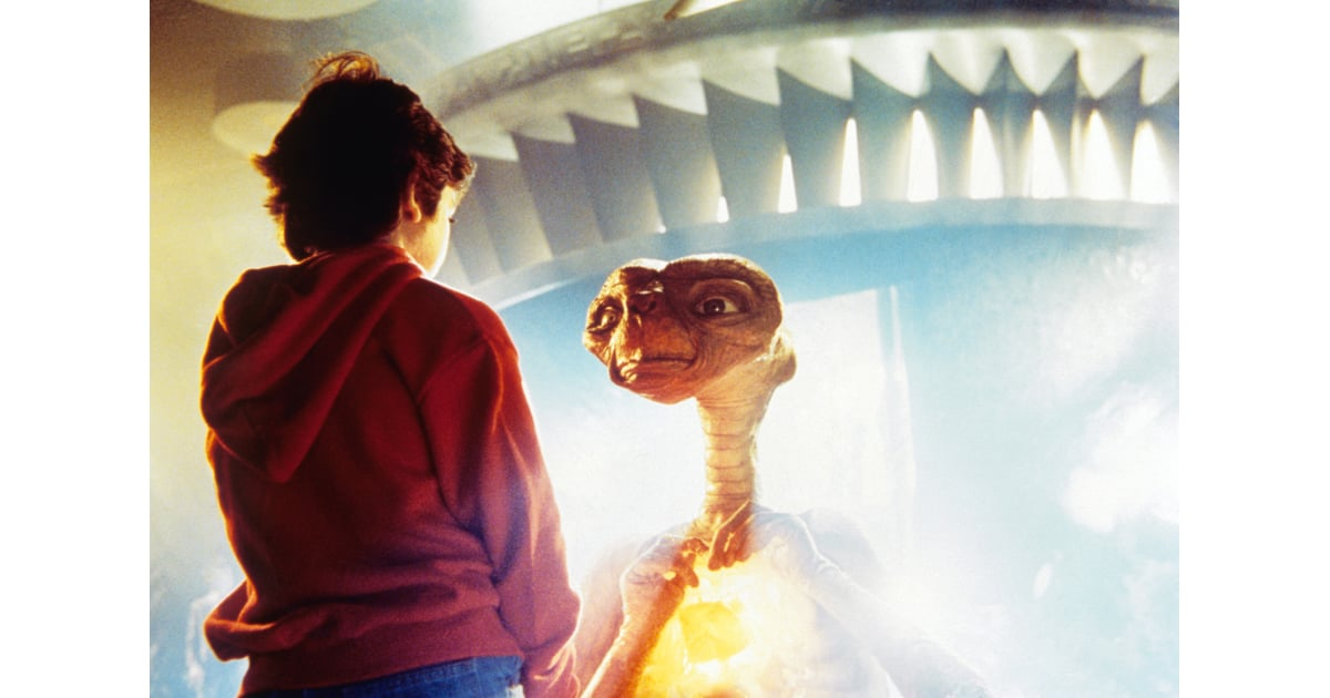 E T The Extra Terrestrial 1982 16 Of Your Favorite Childhood Movies That Are Streaming On Netflix Right Now Popsugar Entertainment Photo 3