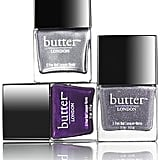 Butter London opened its nail polish vault for this limited-edition The Royals Collection ($39), which includes two classic colors — No More Waity Katie and Lillibet's Jubilee. Pitter Patter, the brand-new hue inspired by the royal baby, completes the trio.   — Annie Gabillet, news editor