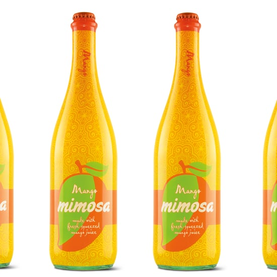 Aldi Mango Mimosa Bottle
