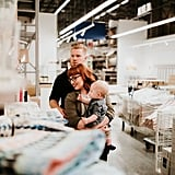 You're Going to Want to Steal This Family's Idea For an Ikea Photo Shoot