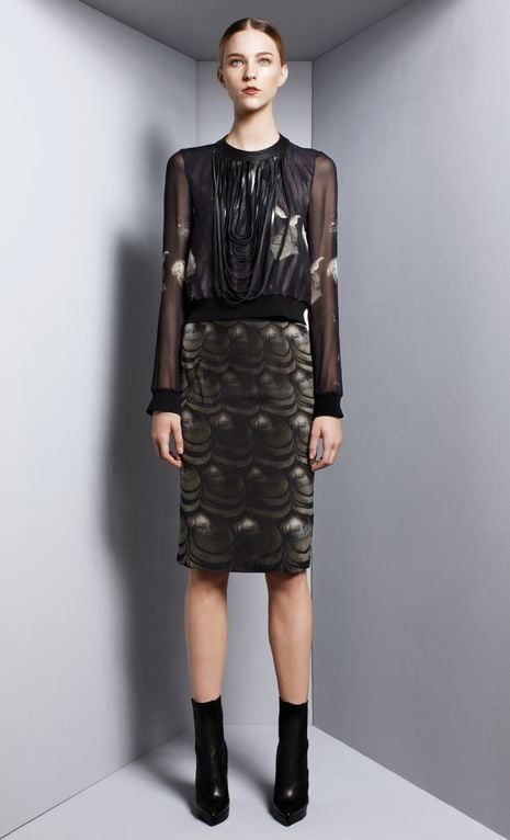 Scope Scanlan and Theodore's A/W 2012 Collection Look Book