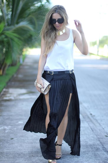 Long and chic