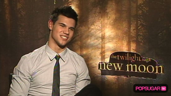 Exclusive Interview: Taylor Talks Loyalty, Humour, and Team Jacob Fans!