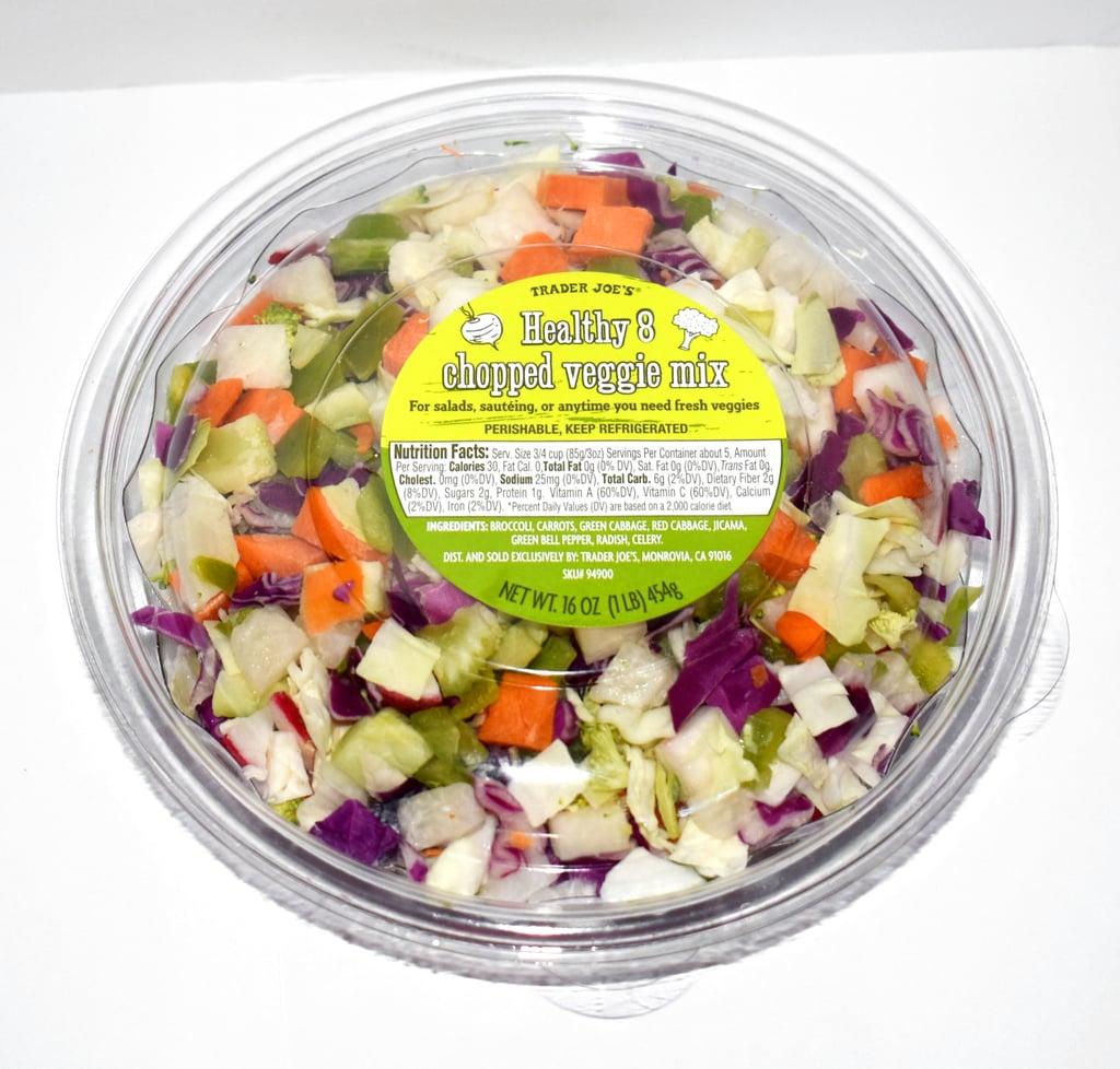 Healthy 8 Veggie Mix ($3)