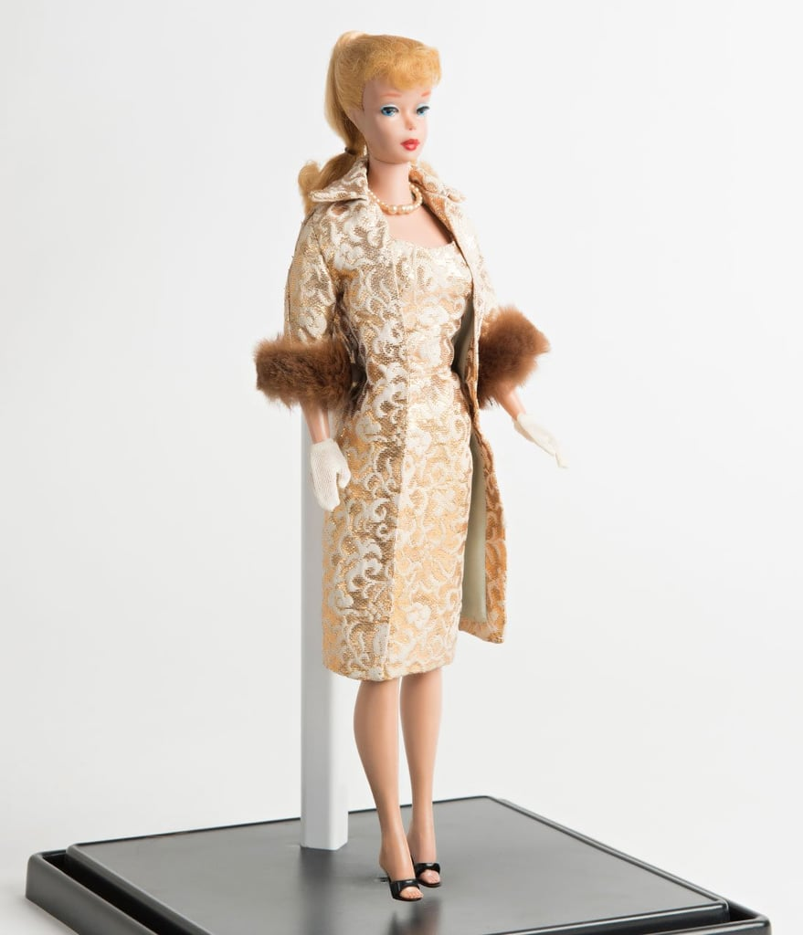 ebe532114800 Unique Vintage Barbie 60th Anniversary Collection