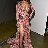 Rihanna Goes Totally Sheer and Wears $1 Million Worth of Diamonds