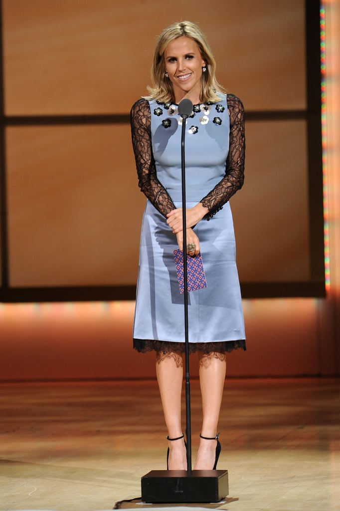 Tory Burch won a Woman of the Year award.