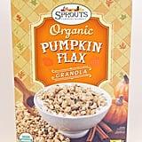 Sprouts Organic Pumpkin Flax Granola