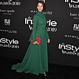 Christy Turlington at the InStyle Awards 2019