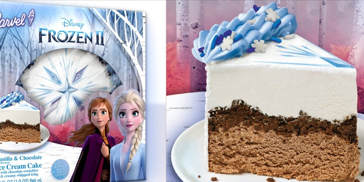 Carvel and Disney Teamed Up For a Frozen 2 Ice Cream Cake, and I'm Shivering in Excitement