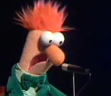 "The Muppet Show's Beaker Sings ""Feelings"""
