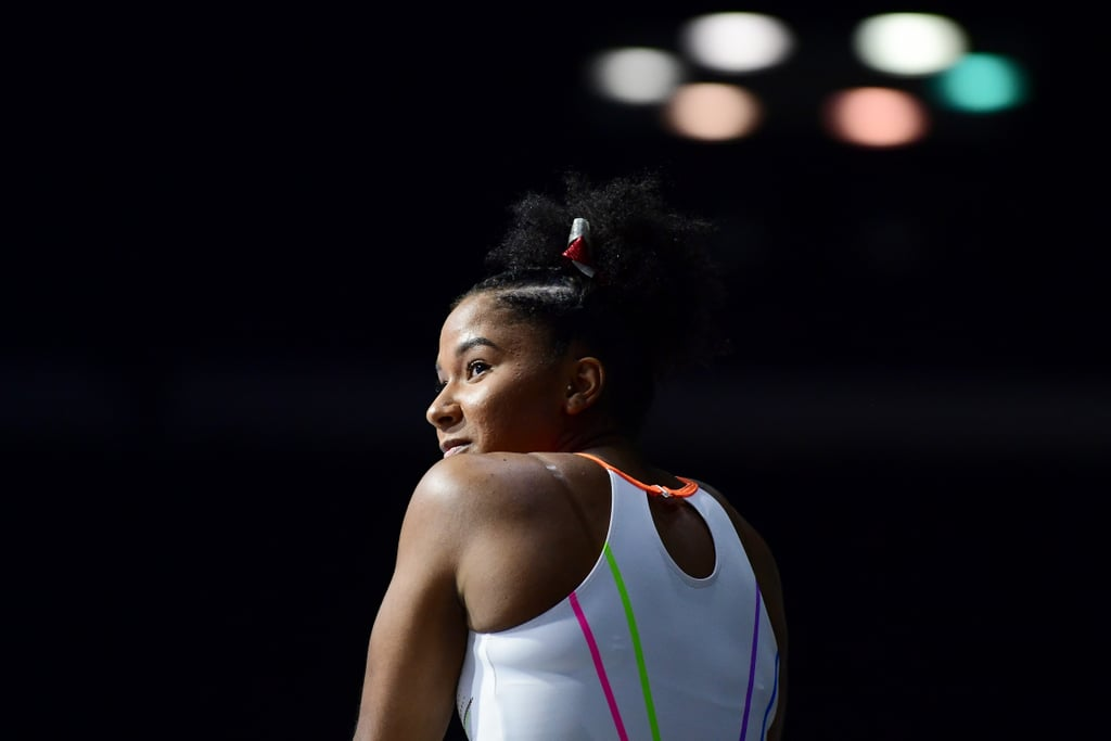 Jordan Chiles Doesn't Have a Favorite Gymnastics Event