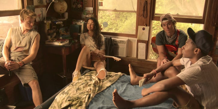 How Old Is The Outer Banks Cast Popsugar Celebrity