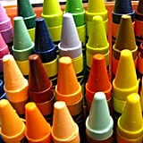No Matter How Many Crayons You Had at Home, You Needed a Fresh Box For School