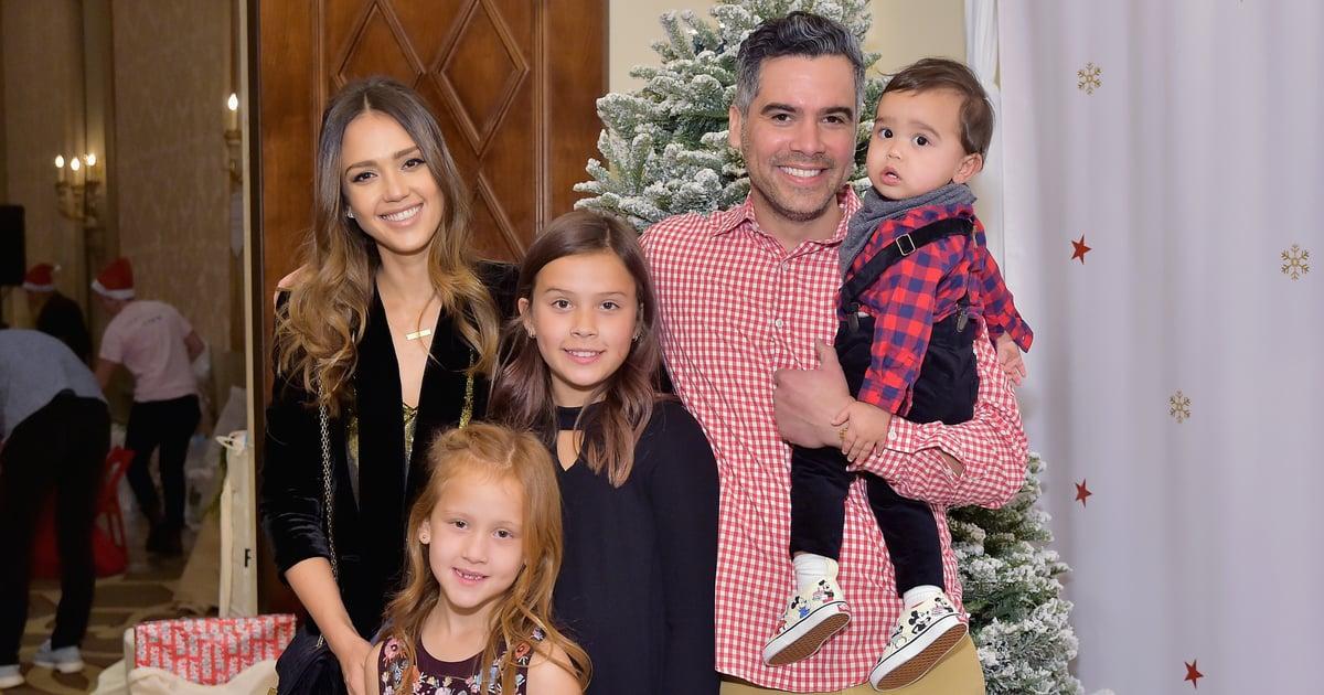 Jessica Alba and Cash Warren Take the Cutest Photos of Their 3 Kids!.jpg