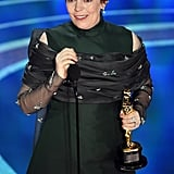 Olivia Colman 2019 Oscars Acceptance Speech Video