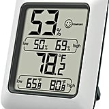 ThermoPro Digital Hygrometer Indoor Thermometer Room Thermometer and Humidity Gauge