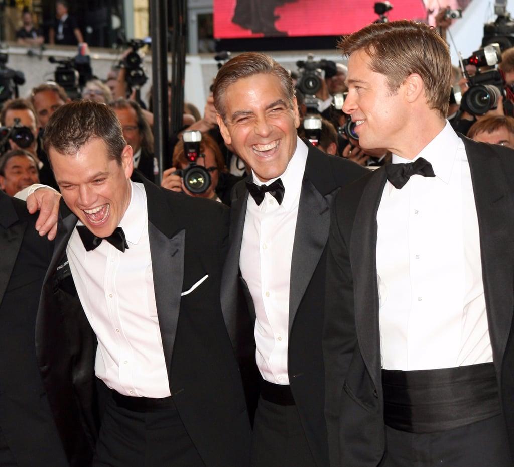 Matt Damon, George Clooney, and Brad Pitt's Pranks