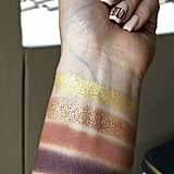 The Kourt Collection Blue Palette Swatched