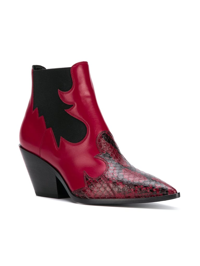 Casadei Western Inspired Boots