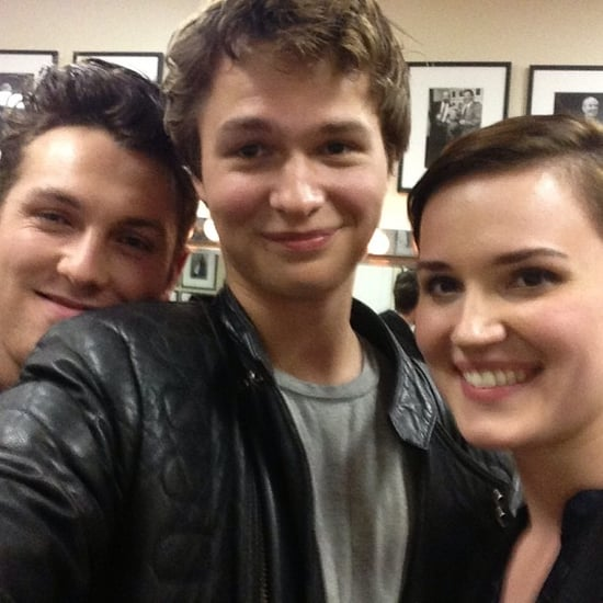 Divergent Interview With Veronica Roth