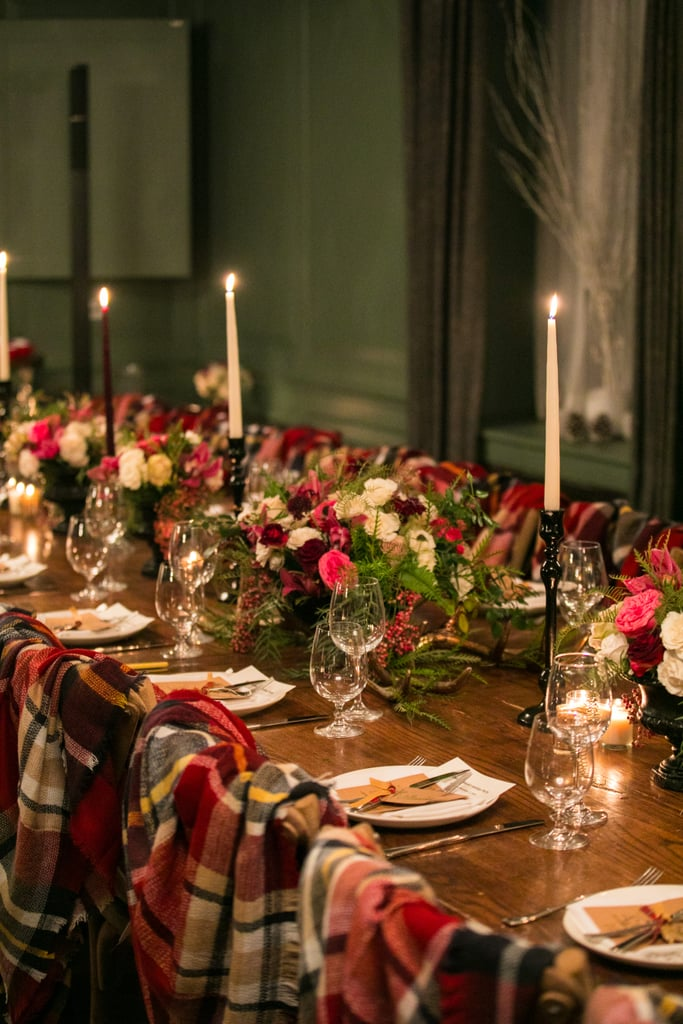 How to Throw A Rustic Glam Party