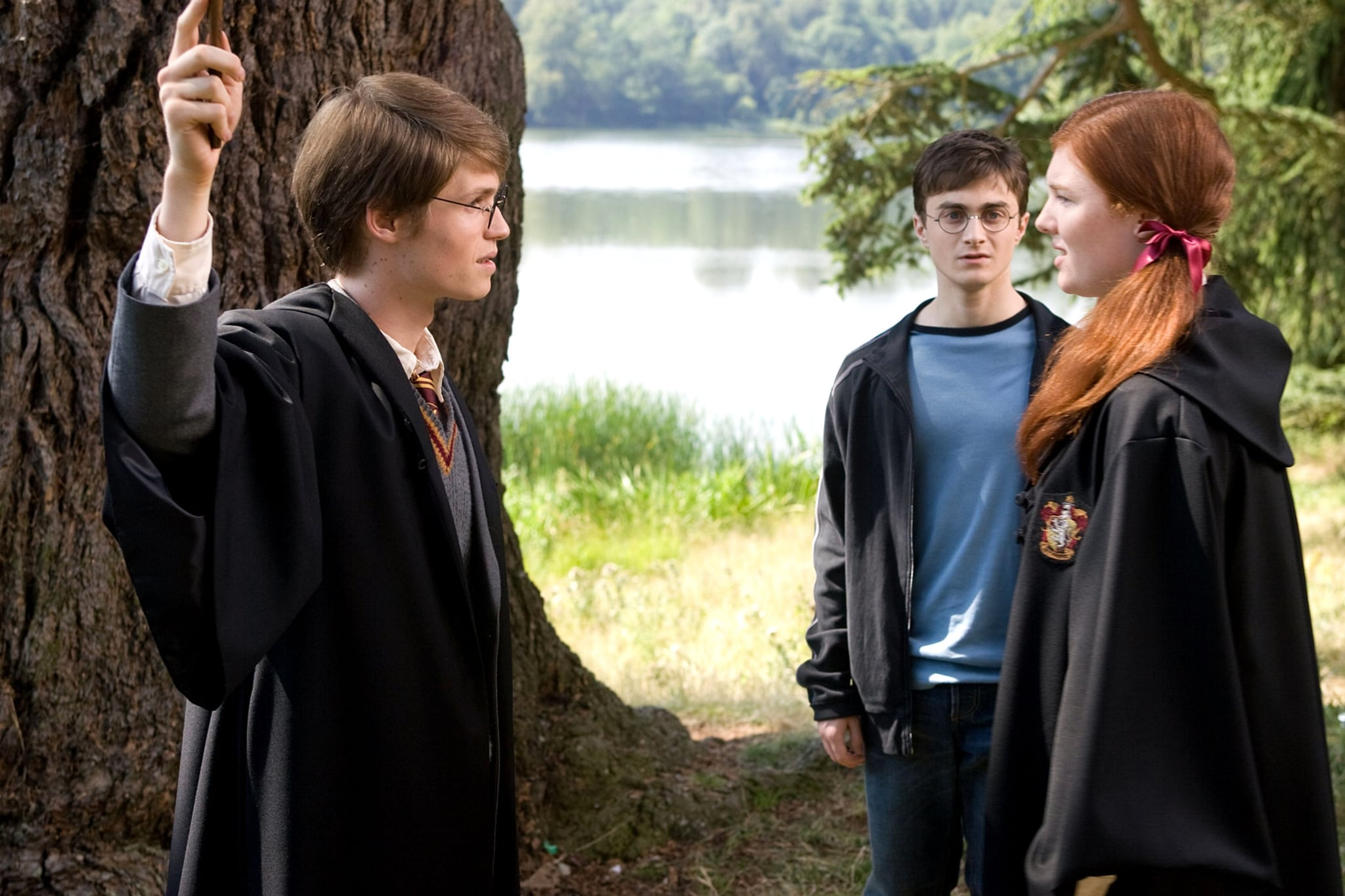 Why Lily and James Potter Have the Same Patronus ...