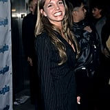 Britney Spears With Brown Hair in 1999