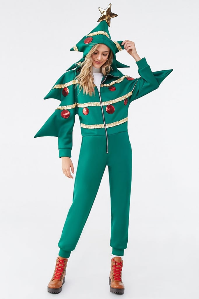 From Sexy Santa to SpongeBob, Sleigh Your 2019 Ugly Christmas Sweater Party With These Forever 21 Looks