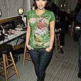 Kim Kardashian Wearing Ed Hardy