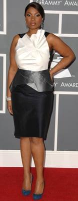 Grammys Style: Jennifer Hudson