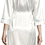 Intimo Donatella The Bride Satin Wrap Robe