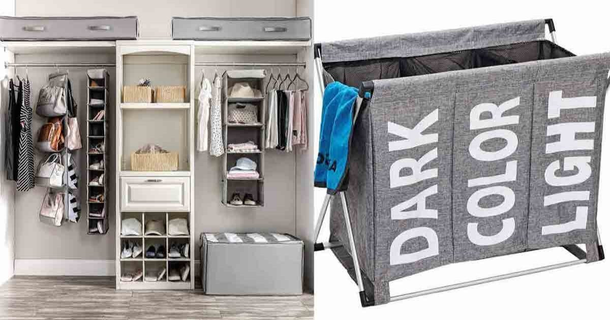 100 Closet Organizers So Brilliant, You'll Want to Overhaul Your Room This Weekend