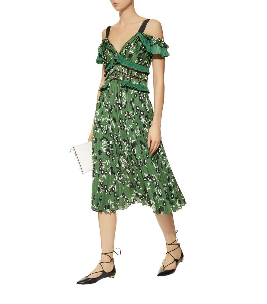 My first print dress