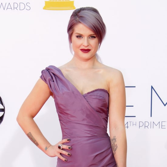 Pictures of the Celebrity Nail Art and Manicures At the 2012 Emmy Awards