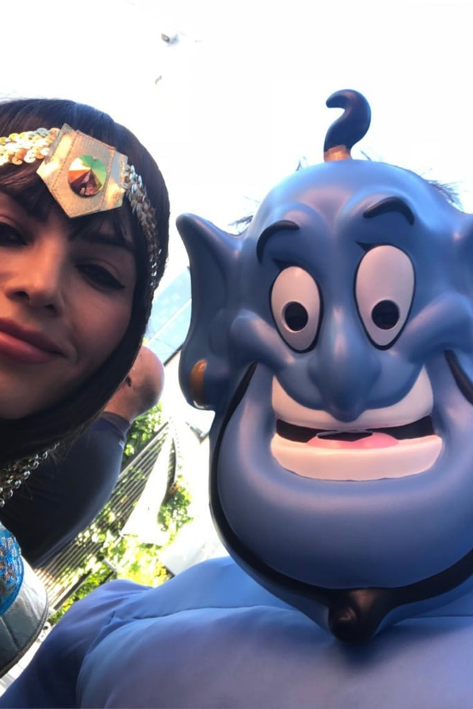 Channing Tatum and Jenna Dewan Together on Halloween 2018