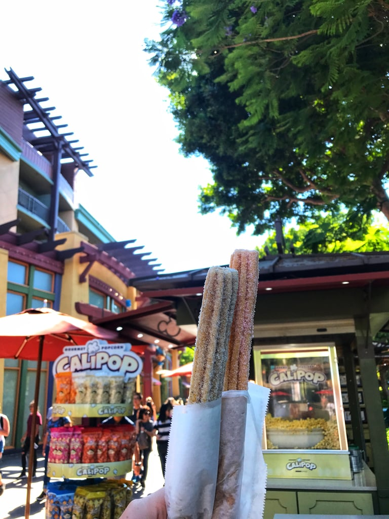 It's just a few carts down from Cali Pop       | Grape Soda