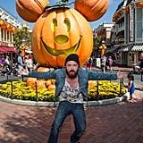 "When He Was Like, ""Yeah, B*tch, I'm at Disneyland!"""