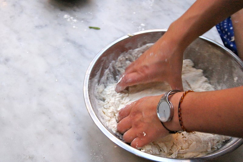 Cooking Class Fun