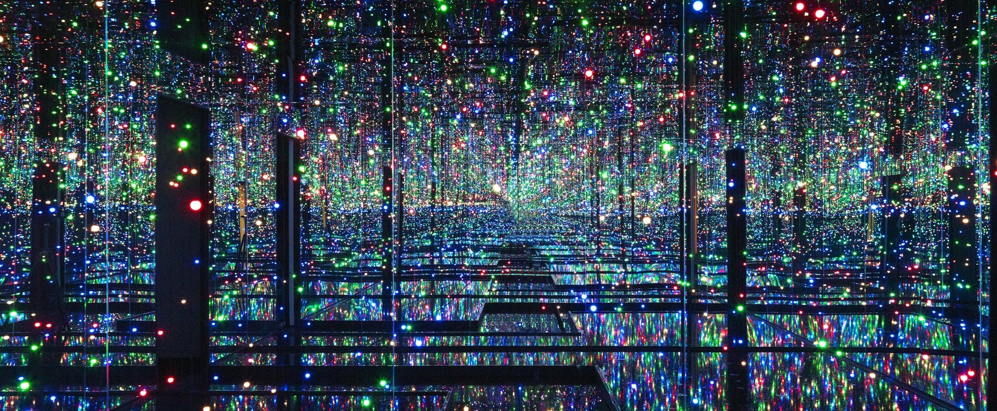 Yayoi Kusama: Infinity Rooms at London's Tate Modern 2021