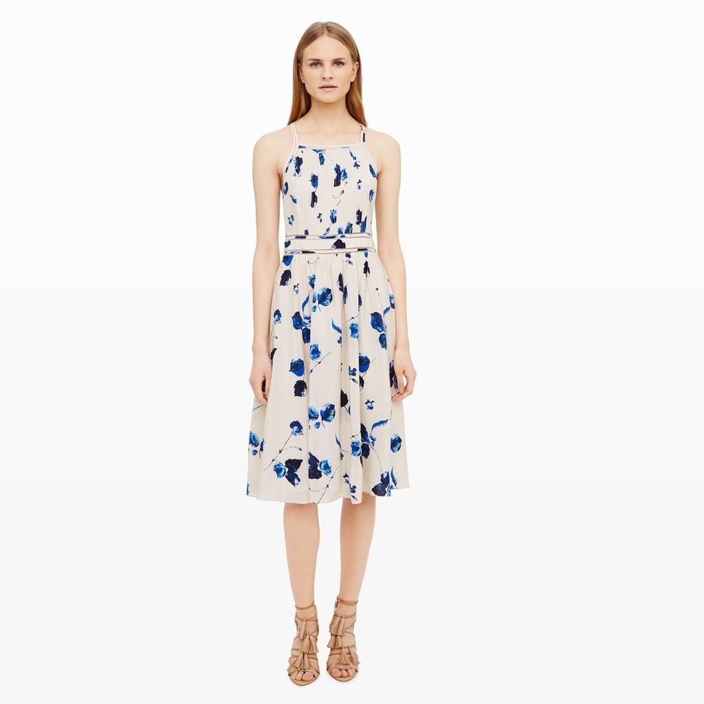 Club Monaco Klarika Pleated Dress ($325)