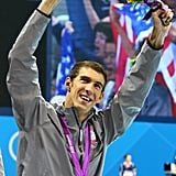"""Being able to do something that's never been done before, that's what I've always wanted to do. . . . There was nothing that was going to stand in my way of being the first."" — Michael Phelps after making Olympic history with his 19th medal"