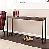 Macen Media Skinny Console Table