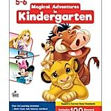 Disney Learning – Magical Adventures in Kindergarten, Math and Language Arts Workbook