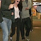 Robert Pattinson in Vancouver Twilight Reshoots Pictures