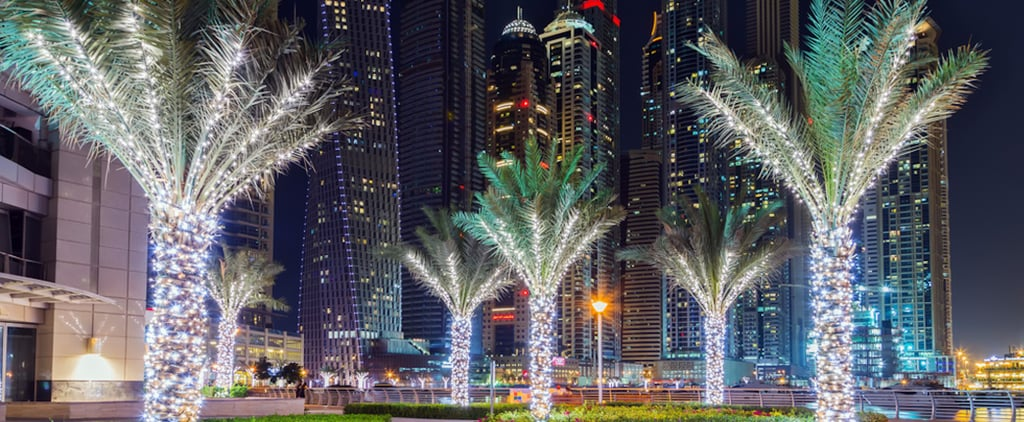 Dubai's New Smart Poles Will Provide WiFi Around the Emirate