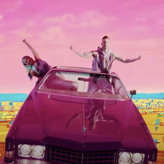 "Maroon 5 and Megan Thee Stallion ""Beautiful Mistakes"" Video"