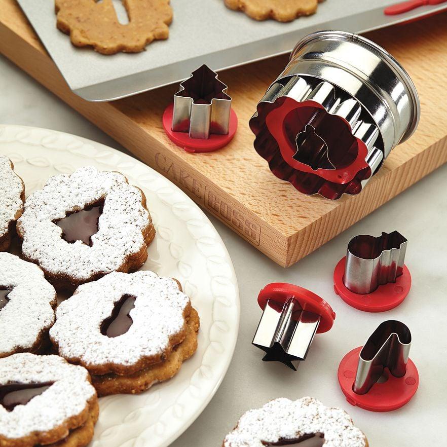Classic: Linzer Cookie Set