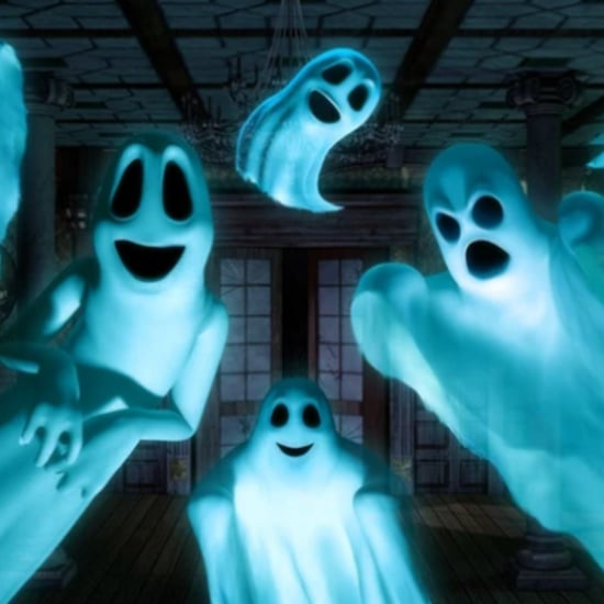 Halloween Holographic Projector Decorations