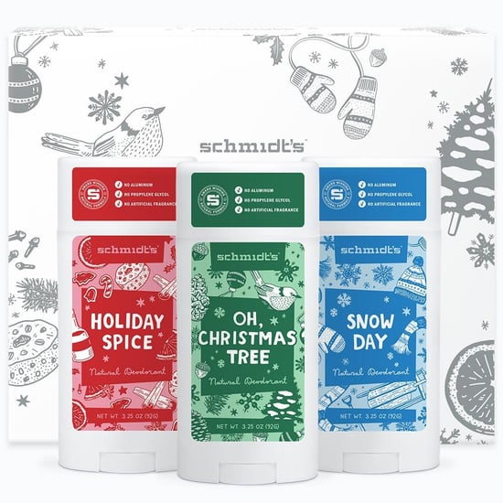 Holiday Deodorant Scents 2018